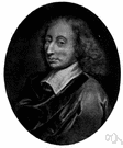 Pascal - French mathematician and philosopher and Jansenist