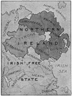 Ireland - a republic consisting of 26 of 32 counties comprising the island of Ireland