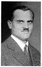 Arthur Compton - United States physicist noted for research on x-rays and gamma rays and nuclear energy