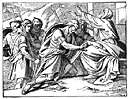 1 Maccabees - an Apocryphal book describing the life of Judas Maccabaeus