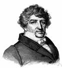 Georges Cuvier - French naturalist known as the father of comparative anatomy (1769-1832)