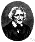 Jakob Grimm - the older of the two Grimm brothers remembered best for their fairy stories