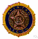 American Legion - the largest organization of United States war veterans