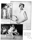 Helen Wills - United States tennis player who dominated women's tennis in the 1920s and 1930s (1905-1998)