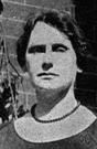 Nellie Ross - a politician in Wyoming who was the first woman governor in the United States (1876-1977)