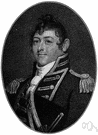 hull - United States naval officer who commanded the `Constitution' during the War of 1812 and won a series of brilliant victories against the British (1773-1843)