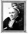 Julia Ward Howe - United States feminist who was active in the women's suffrage movement (1819-1910)