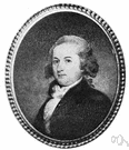 Trumbull - American painter of historical scenes (1756-1843)