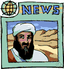 bin Laden - Arab terrorist who established al-Qaeda (born in 1957)