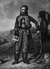 Sieur de LaSalle - French explorer who claimed Louisiana for France (1643-1687)