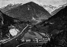 Brenner Pass - an Alpine mountain pass connecting Innsbruck in Austria with Bolzano in Italy that has long been a route for trade and for invasions