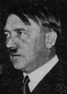 Adolf Hitler - German Nazi dictator during World War II (1889-1945)