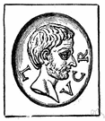 Titus Lucretius Carus - Roman philosopher and poet