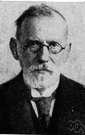 Ehrlich - German bacteriologist who found a `magic bullet' to cure syphilis and was a pioneer in the study of immunology (1854-1915)