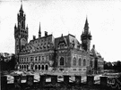 Den Haag - the site of the royal residence and the de facto capital in the western part of the Netherlands