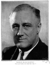 President Roosevelt - 32nd President of the United States
