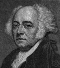 President John Adams - 2nd President of the United States (1735-1826)
