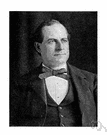 Bryan - United States lawyer and politician who advocated free silver and prosecuted John Scopes (1925) for teaching evolution in a Tennessee high school (1860-1925)