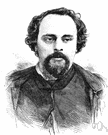 Rossetti - English poet and painter who was a leader of the Pre-Raphaelites (1828-1882)