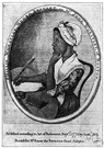 Wheatley - American poet (born in Africa) who was the first recognized Black writer in America (1753-1784)