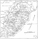 Transvaal - a province of northeastern South Africa originally inhabited by Africans who spoke Bantu