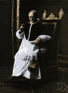 Pius XI - pope who signed a treaty with Mussolini recognizing the Vatican City as an independent state (1857-1939)