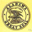 great seal - the principal seal of a government, symbolizing authority or sovereignty