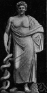 Asklepios - son of Apollo