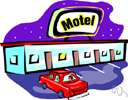 motor lodge - a hotel for motorists