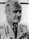 First Earl Wavell - British field marshal in North Africa in World War II