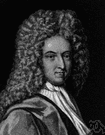 Daniel Defoe - English writer remembered particularly for his novel about Robinson Crusoe (1660-1731)