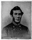 Bragg - Confederate general during the American Civil War who was defeated by Grant in the battle of Chattanooga (1817-1876)