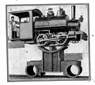 narrow gauge - a railroad track (or its width) narrower than the standard 56.5 inches