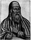 Origen - Greek philosopher and theologian who reinterpreted Christian doctrine through the philosophy of Neoplatonism
