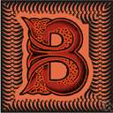 B - the 2nd letter of the Roman alphabet