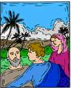 Rachel - (Old Testament) the second wife of Jacob and mother of Joseph and Benjamin