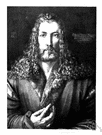 Durer - a leading German painter and engraver of the Renaissance (1471-1528)