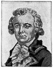 Louis Antoine de Bougainville - French explorer who circumnavigated the globe accompanied by scientists (1729-1811)