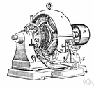 valve rocker - a lever pivoted at the center
