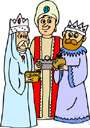 I Kings - the first of two Old Testament books telling the histories of the kings of Judah and Israel