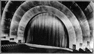 music hall - a theater in which vaudeville is staged