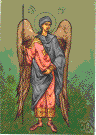 Michael - (Old Testament) the guardian archangel of the Jews