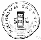 coin - form by stamping, punching, or printing