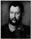 Cosimo de Medici - Italian financier and statesman and friend of the papal court (1389-1464)