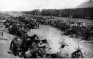 Mexican Revolution - a revolution for agrarian reforms led in northern Mexico by Pancho Villa and in southern Mexico by Emiliano Zapata (1910-1911)