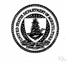Department of Agriculture - the federal department that administers programs that provide services to farmers (including research and soil conservation and efforts to stabilize the farming economy)