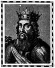 King John - youngest son of Henry II