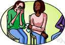 group psychotherapy - psychotherapy in which a small group of individuals meet with a therapist
