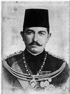 khedive - one of the Turkish viceroys who ruled Egypt between 1867 and 1914