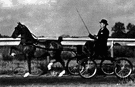 hackney coach - a carriage for hire
